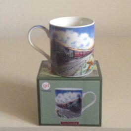 the last mail train mug